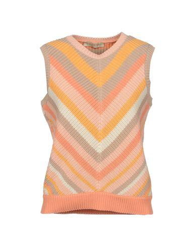 Valentino Sweaters In Salmon Pink