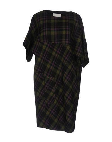 Maison Margiela Knee-length Dresses In Dark Green