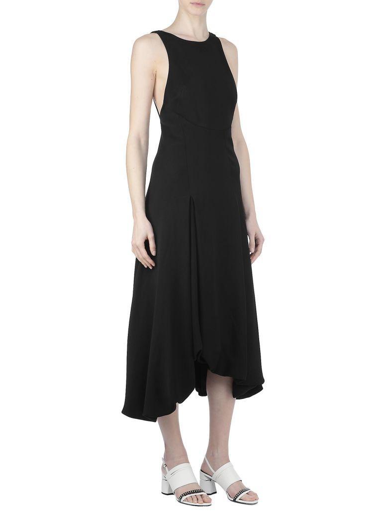 3.1 Phillip Lim Plain Color Dress In Black
