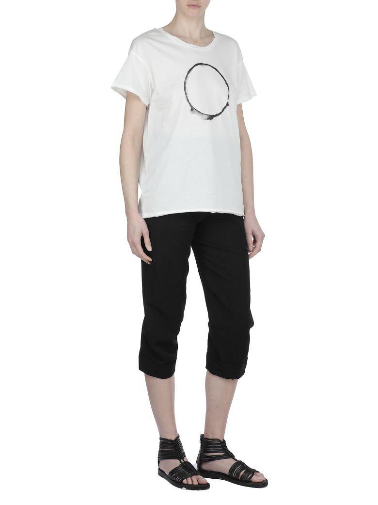 Ann Demeulemeester Elmer T-shirt In Off-white
