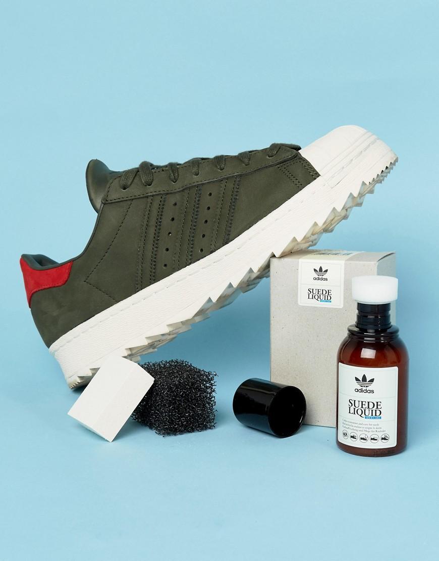 Adidas Shoe Care 100ml Suede Liquid Set Ci4664 Multi