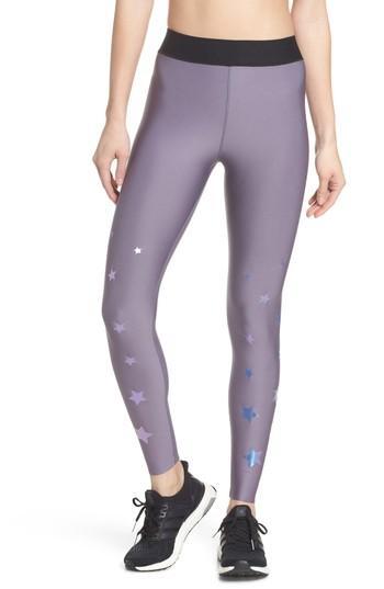 2e8f949c49 Ultracor Ultra Luster Metallic Stretch Leggings In Lavender   ModeSens