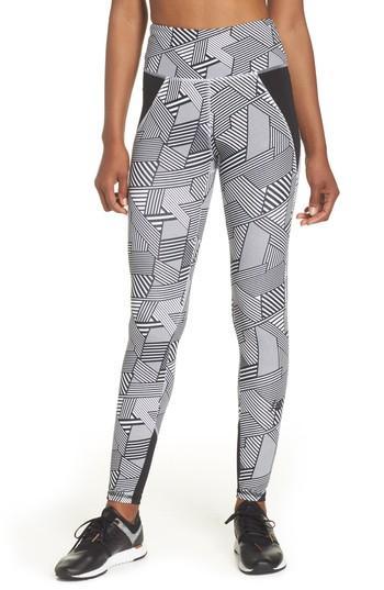 74a917d0d15bd New Balance 247 Sport Leggings In Black Multi | ModeSens