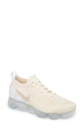 1785c40516 Nike Women's Air Vapormax Flyknit 2 Running Shoes, White | ModeSens
