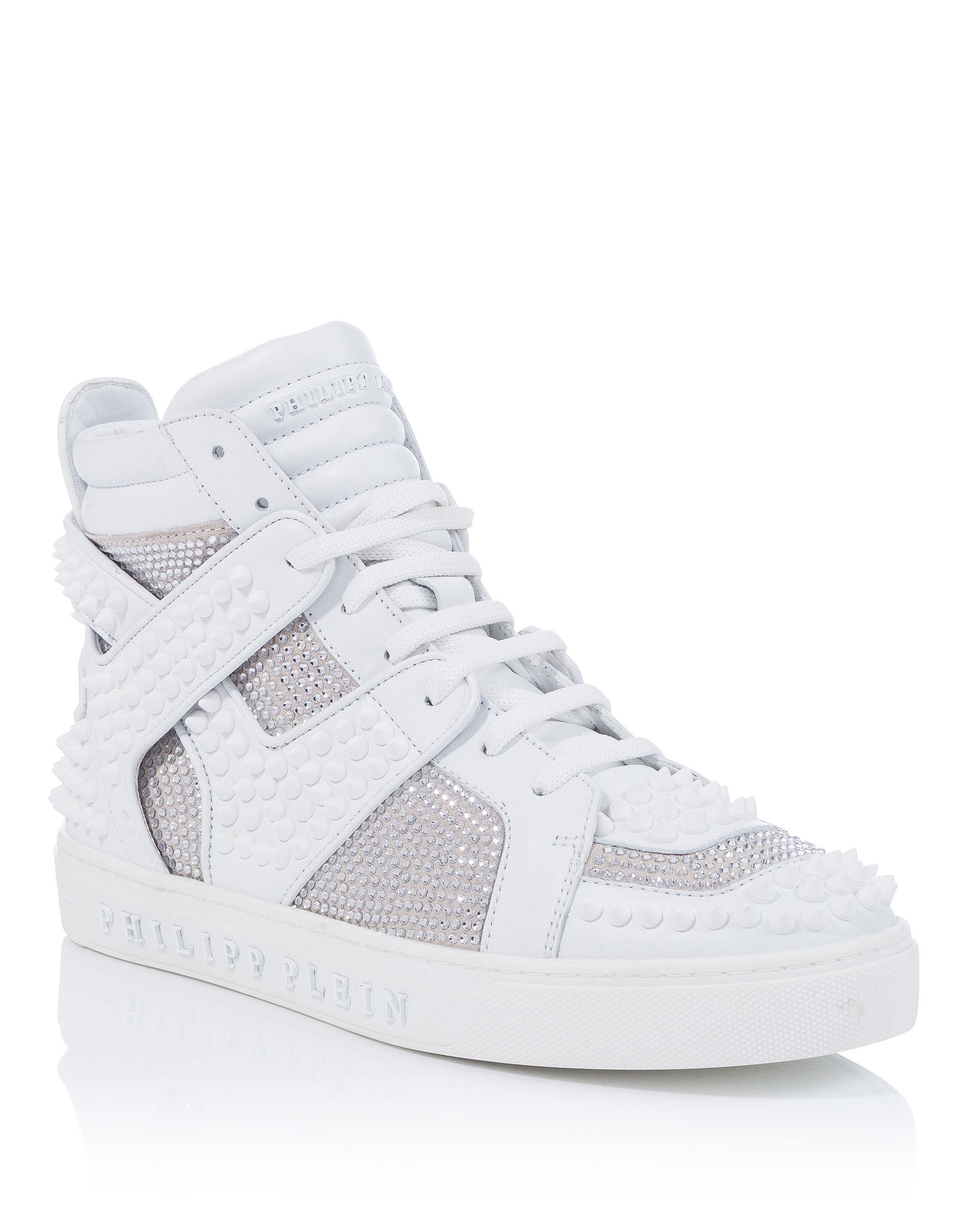 30b33bdabb Philipp Plein Hi-Top Sneakers