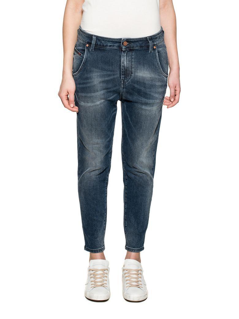 Diesel Blue Fayza Denim Jeans