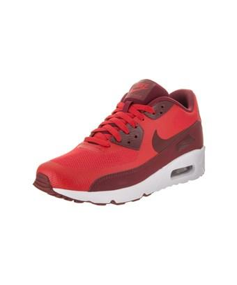 Nike Men's Air Max 90 Ultra 2.0 Essential Running Shoe In University Red/Team Red/White