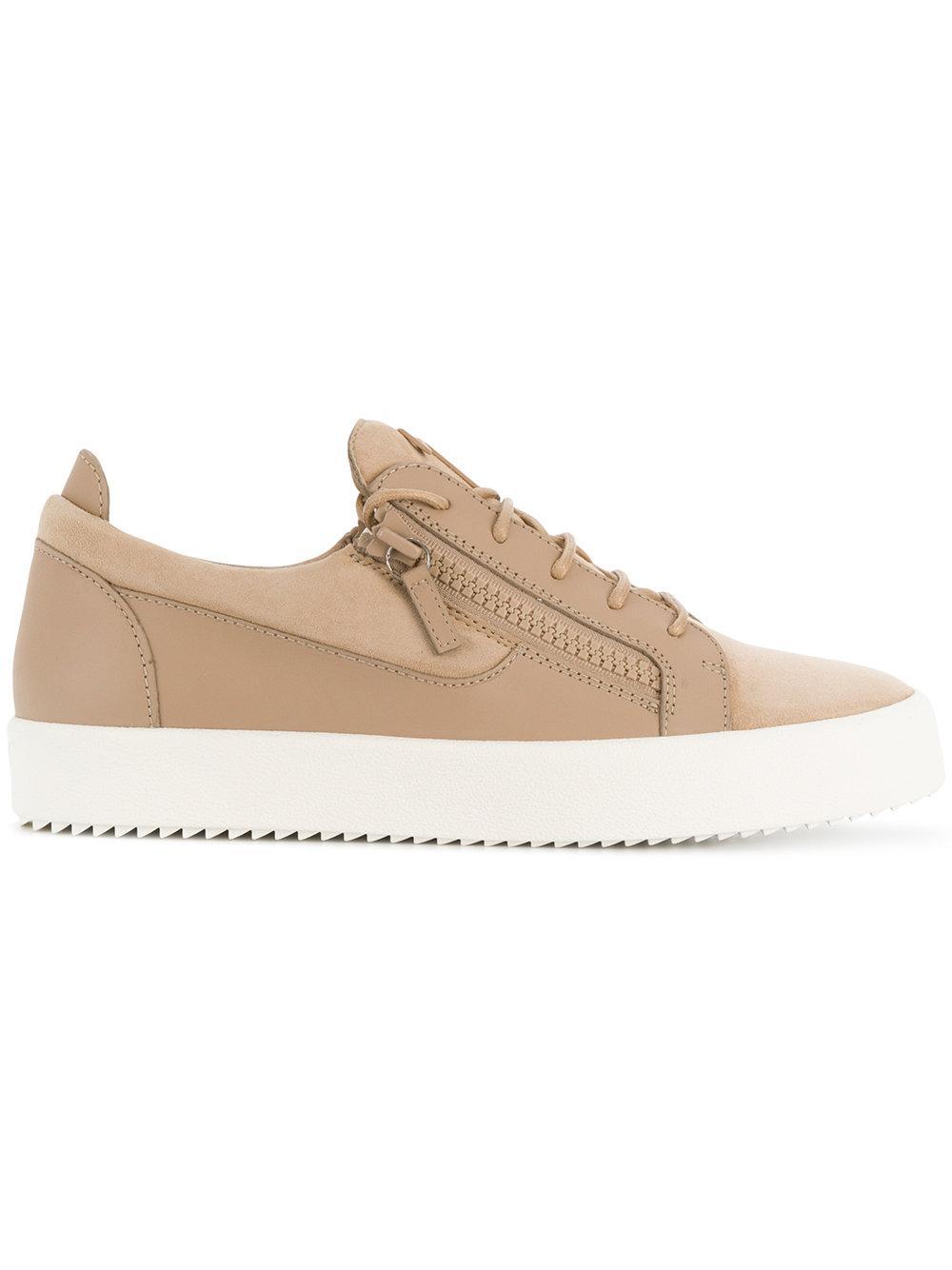 Giuseppe Zanotti Frankie Low Top Sneakers