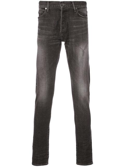 John Elliott The Cast 2 Denim Jeans In Black
