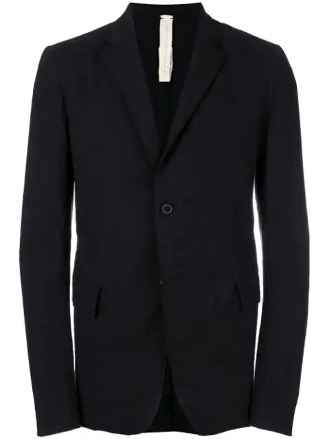 A Diciannoveventitre Leo Blazer In Black