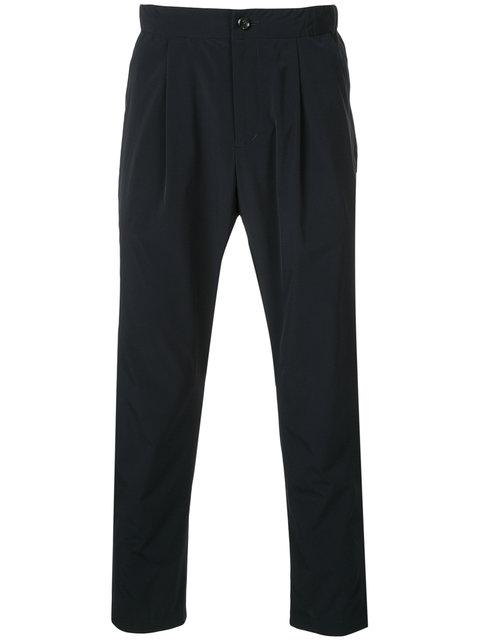 Attachment Cropped Tailored Trousers