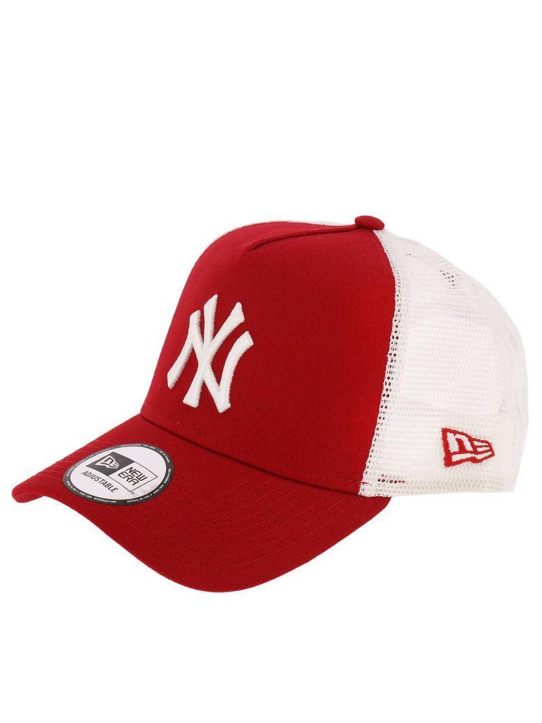 New Era Hat Hat Men  In Red