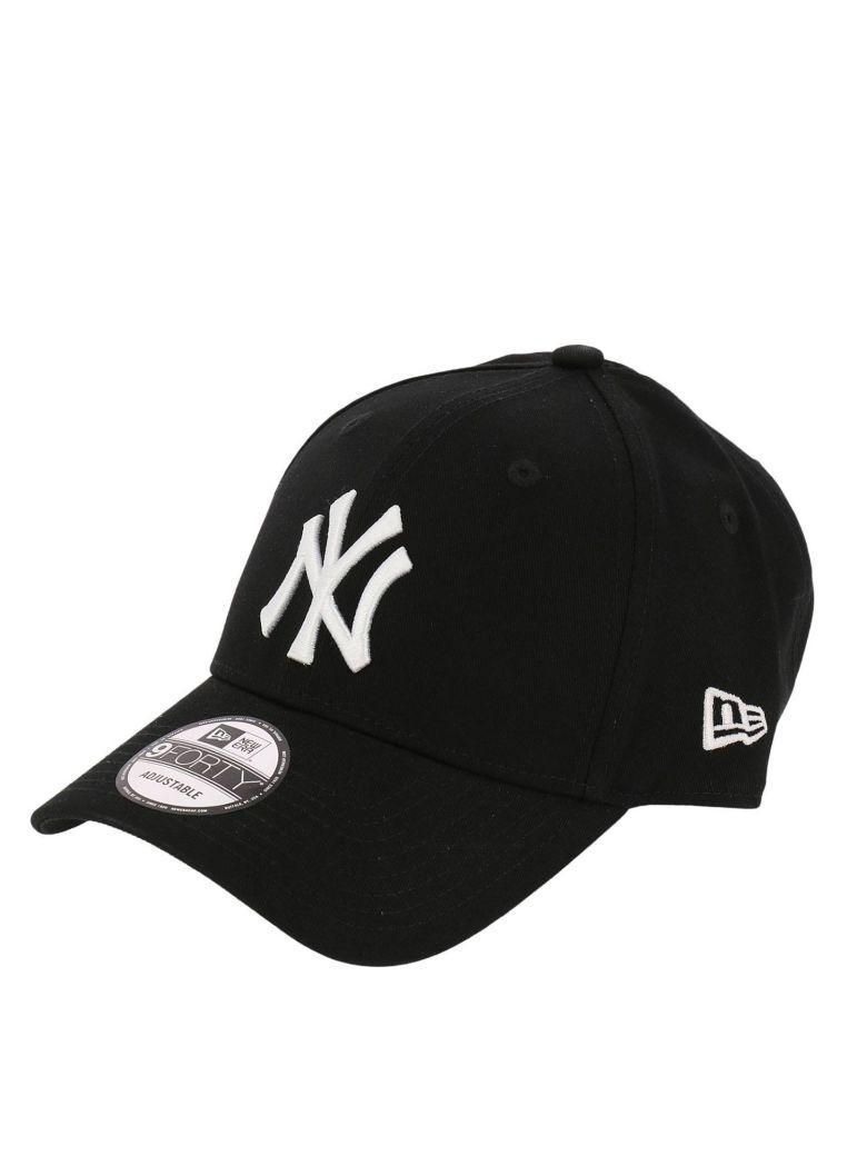 New Era Hat Hat Men  In Black