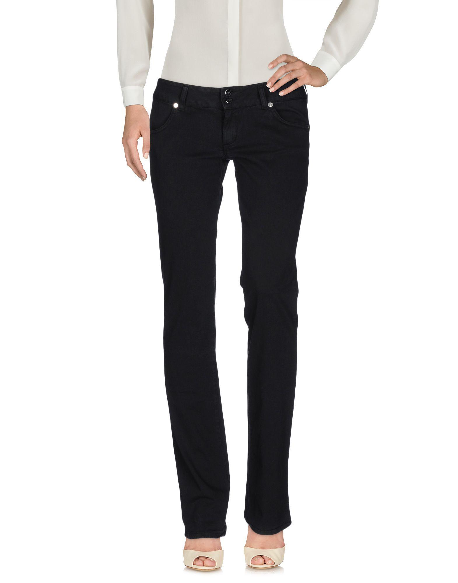 Liu •jo Casual Pants In Black