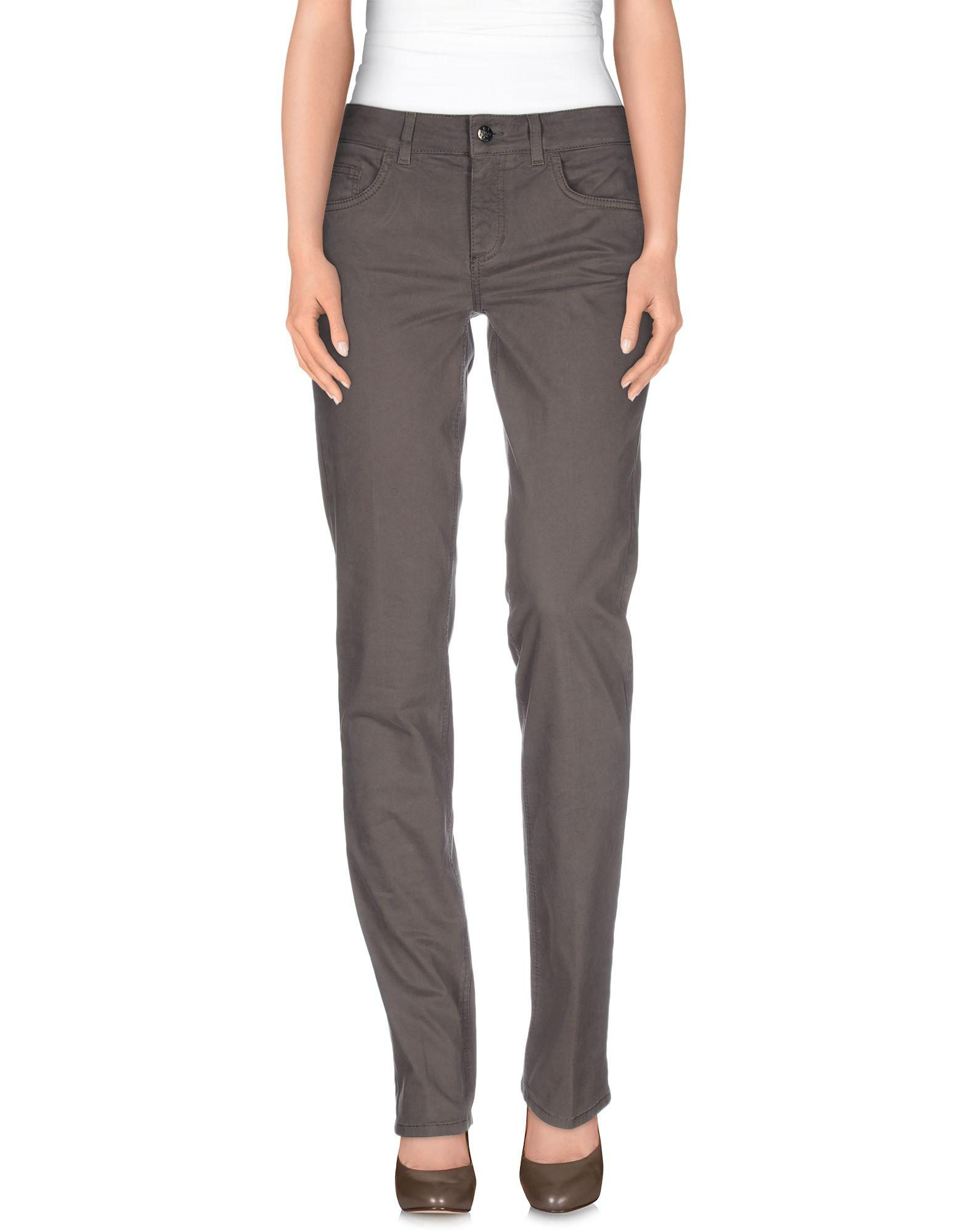 Liu •jo Casual Pants In Dove Grey