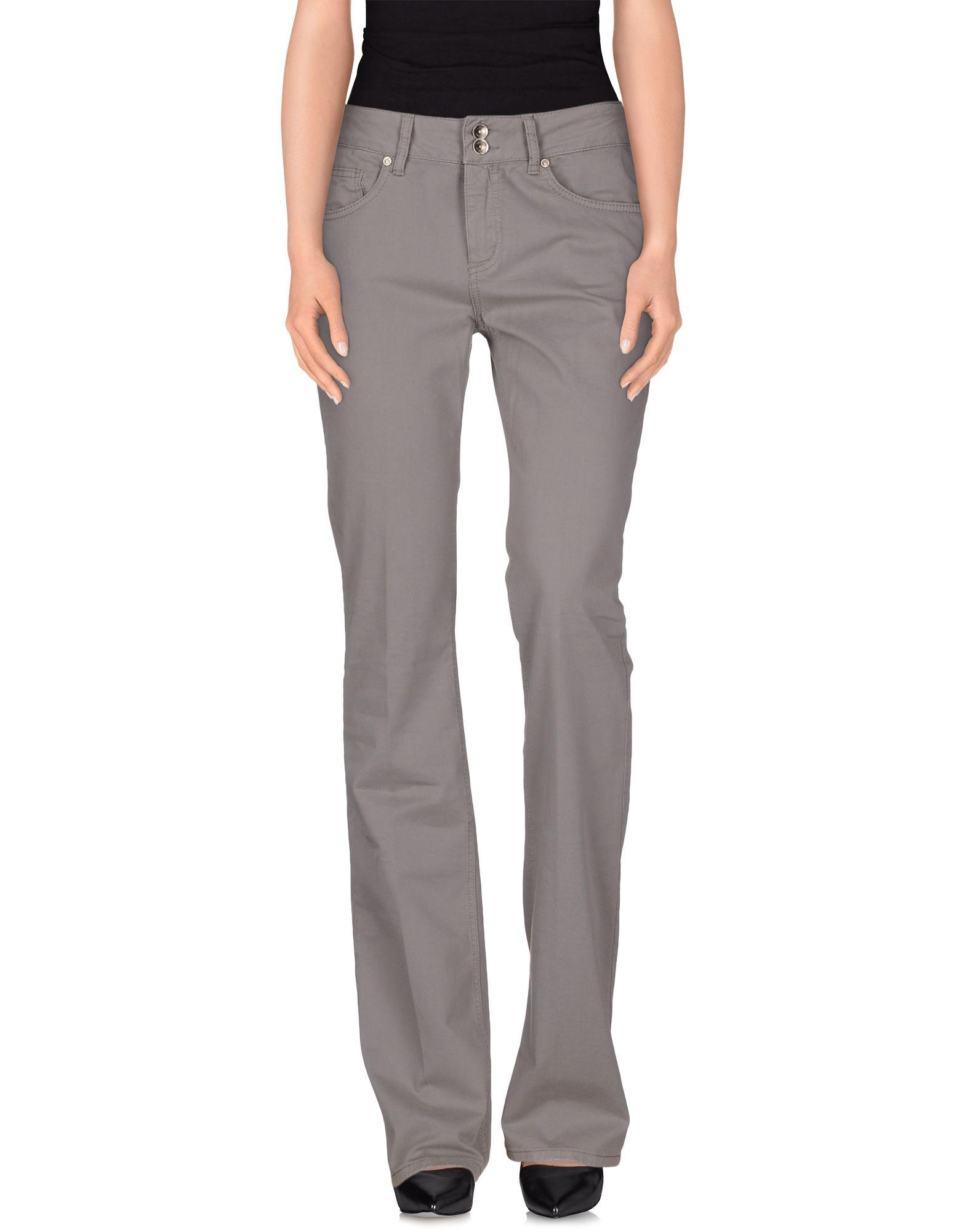 Liu •jo Casual Pants In Grey