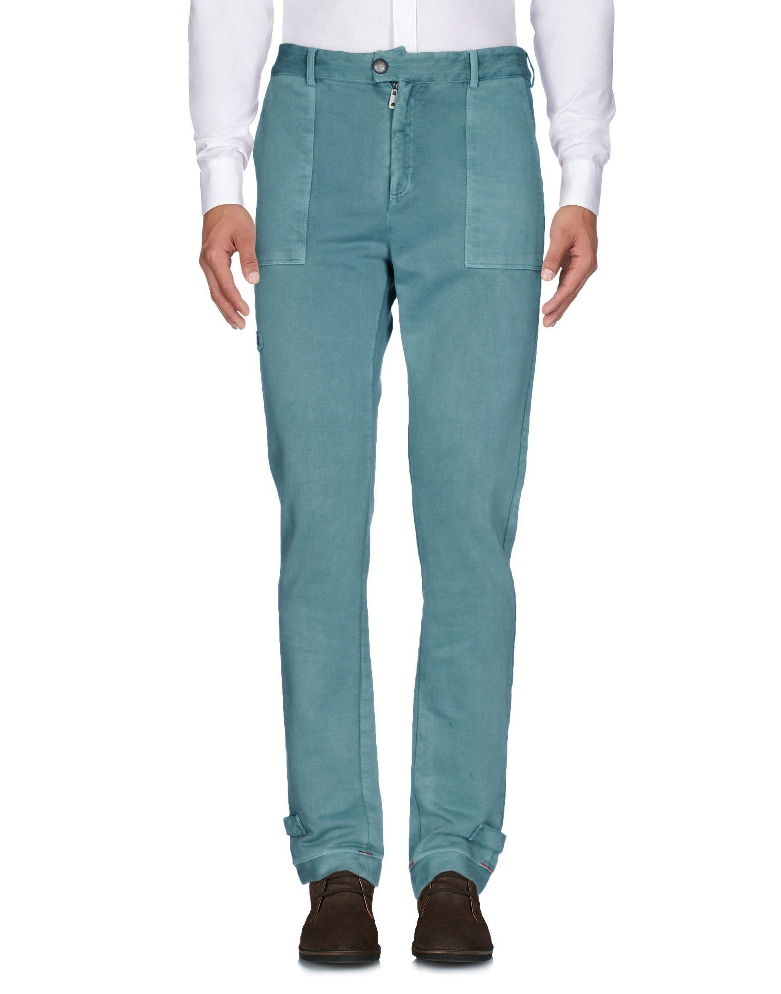 Liu •jo Casual Pants In Green
