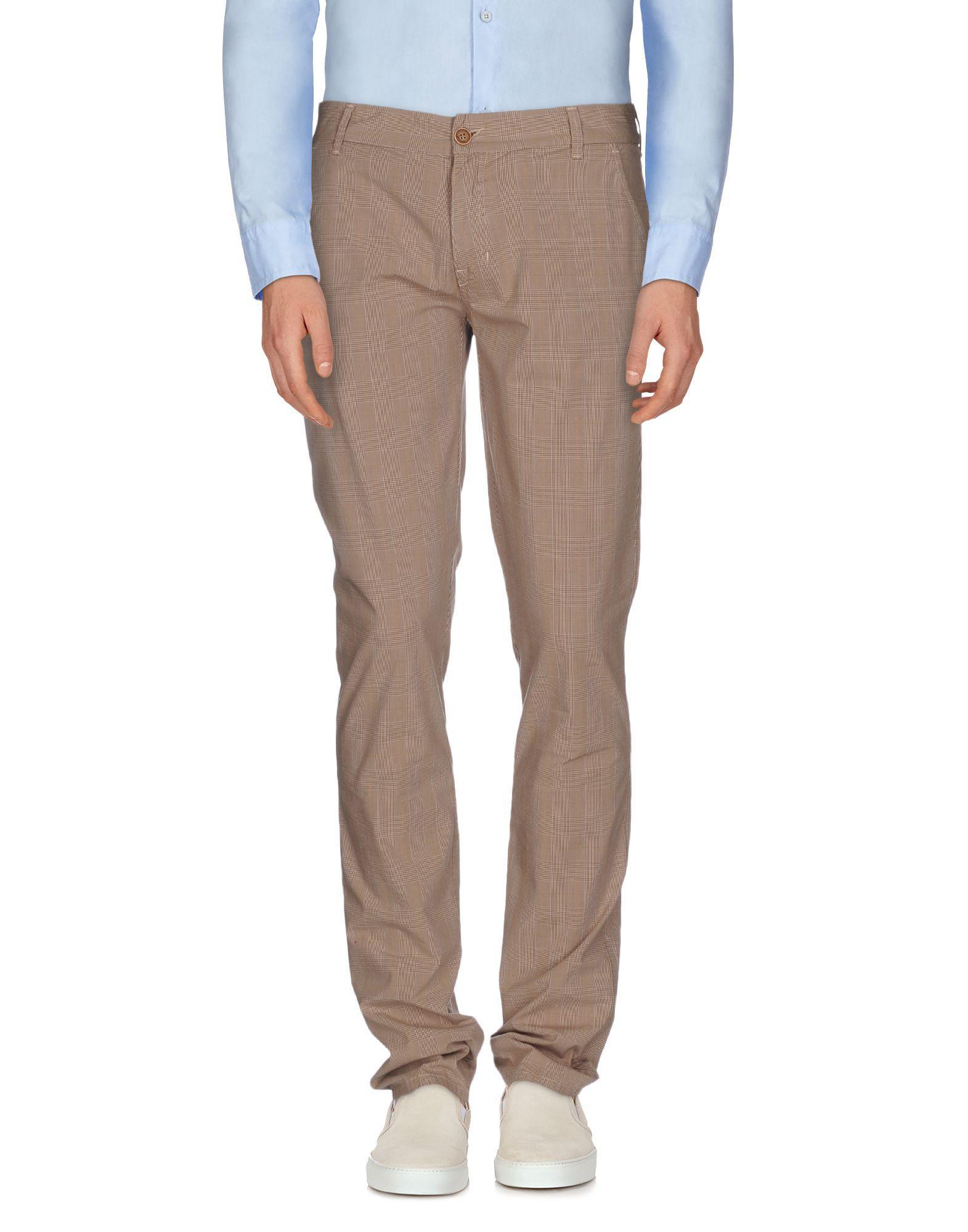 Liu •jo Casual Pants In Khaki