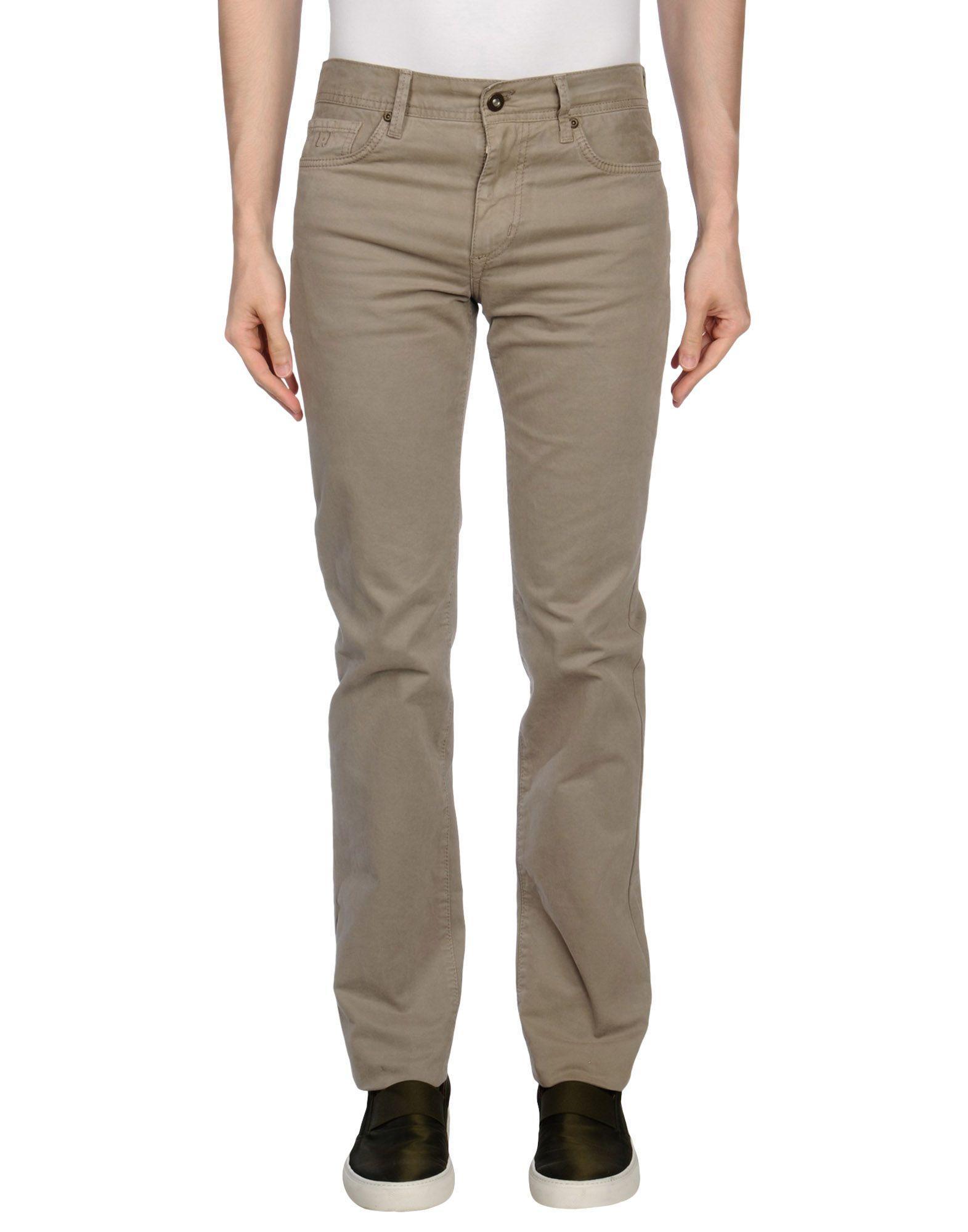 Liu •jo Casual Pants In Dove Grey