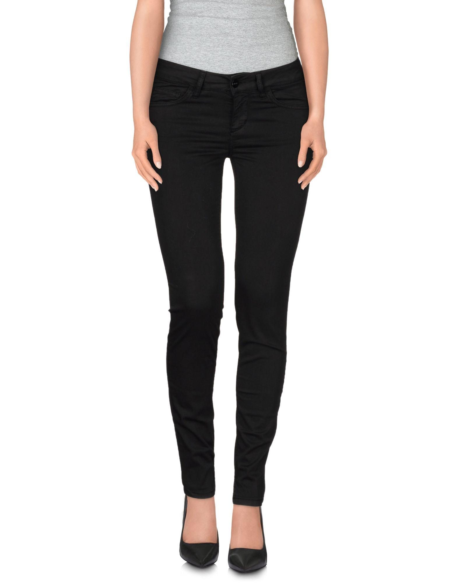 Liu •jo Casual Pants In Black