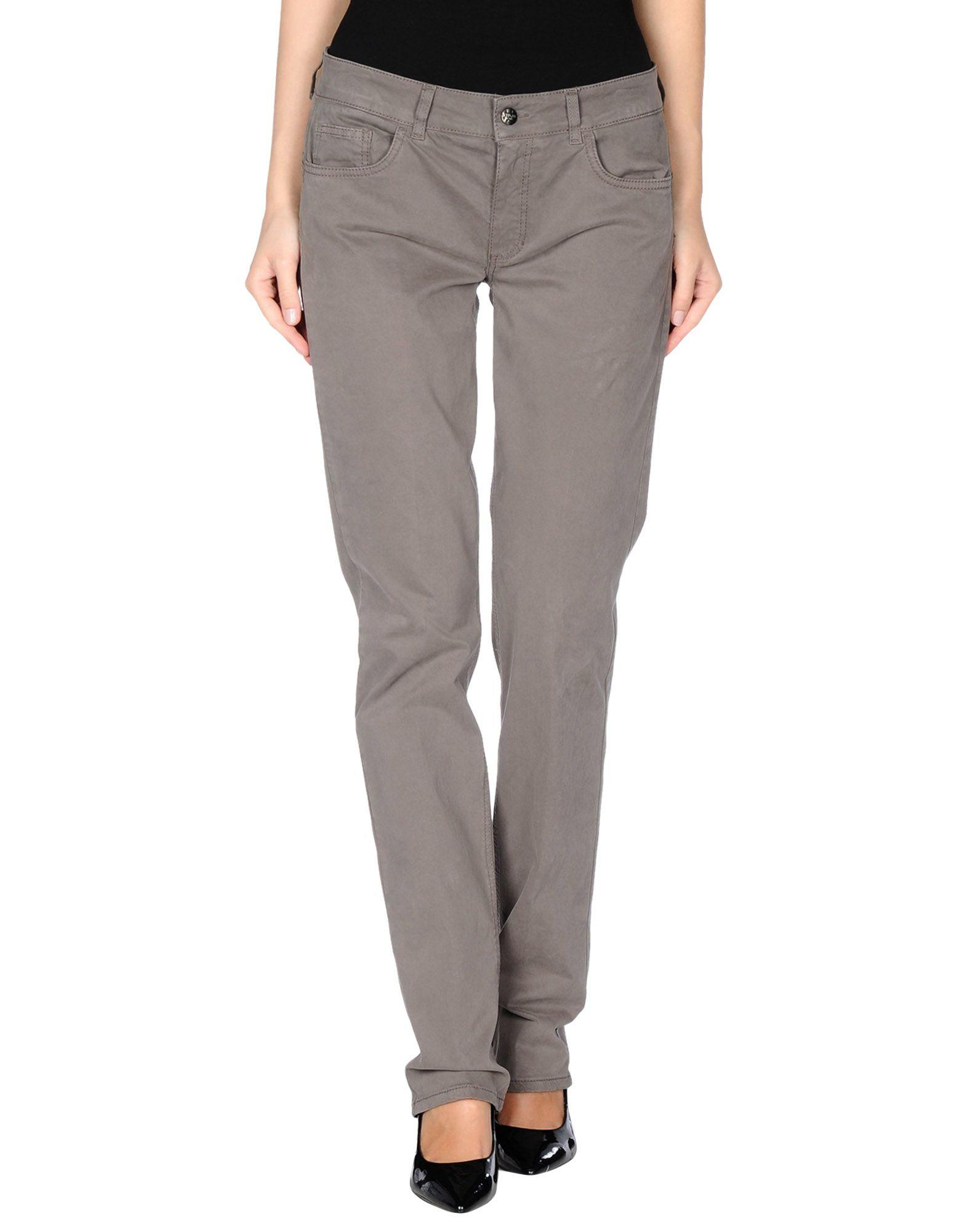 Liu •jo Casual Pants In Grey