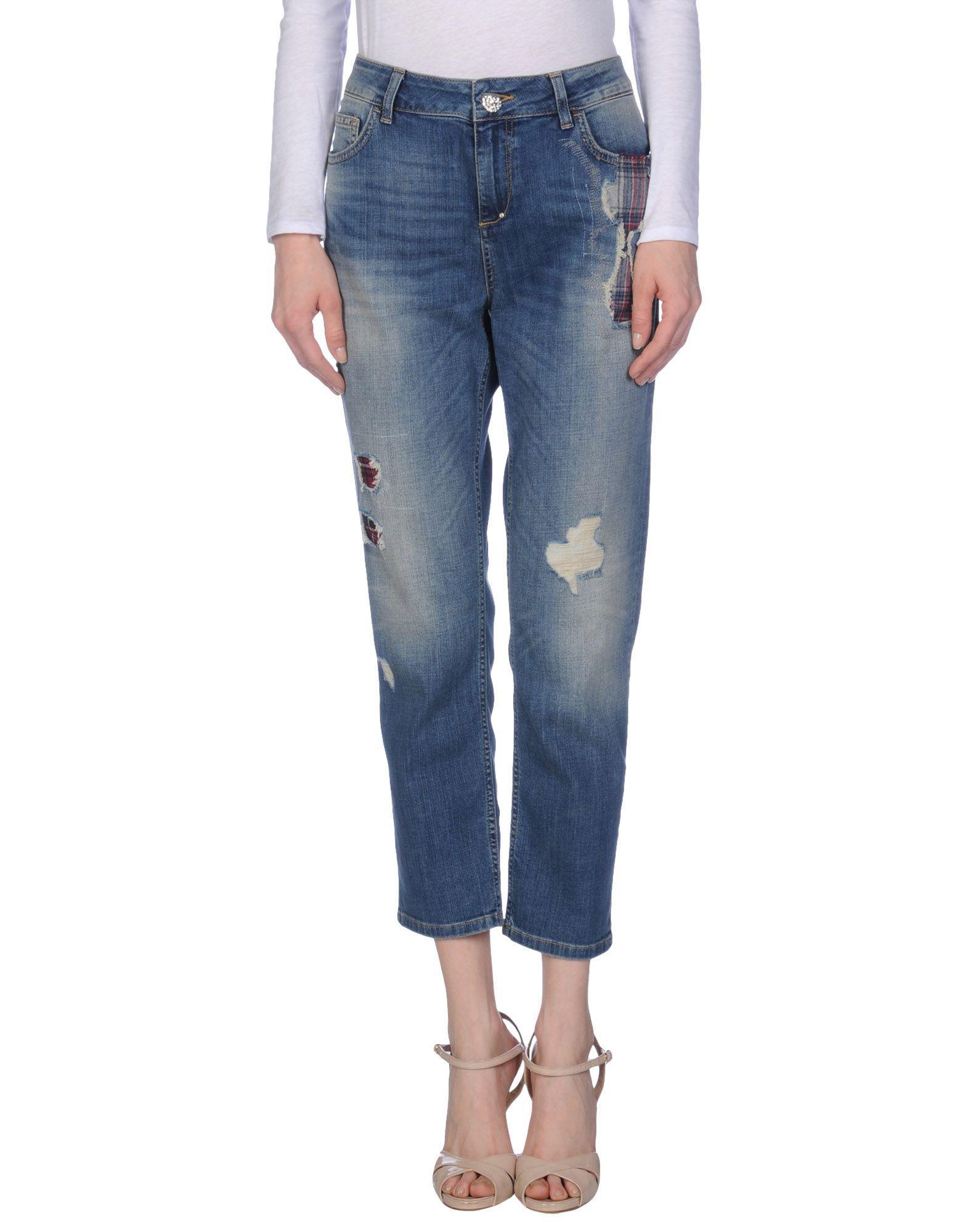Liu •jo Jeans In Blue