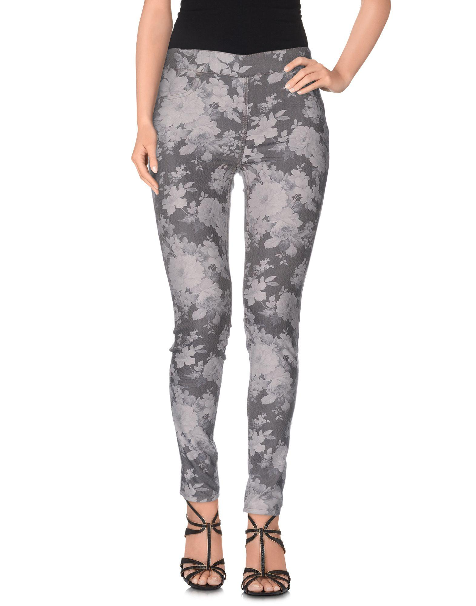 Liu •jo Denim Pants In Grey