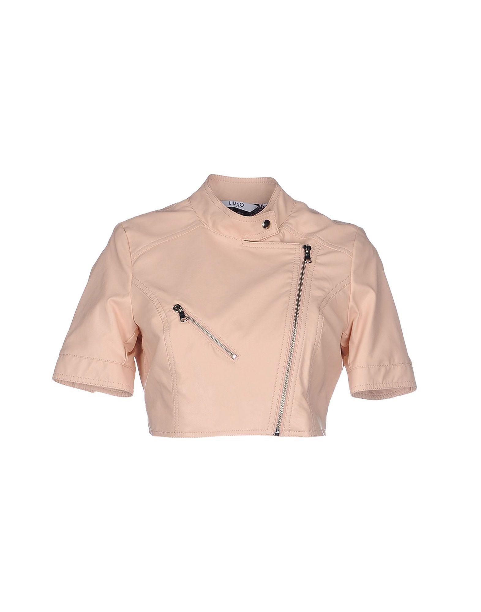 Liu •jo Blazers In Light Pink