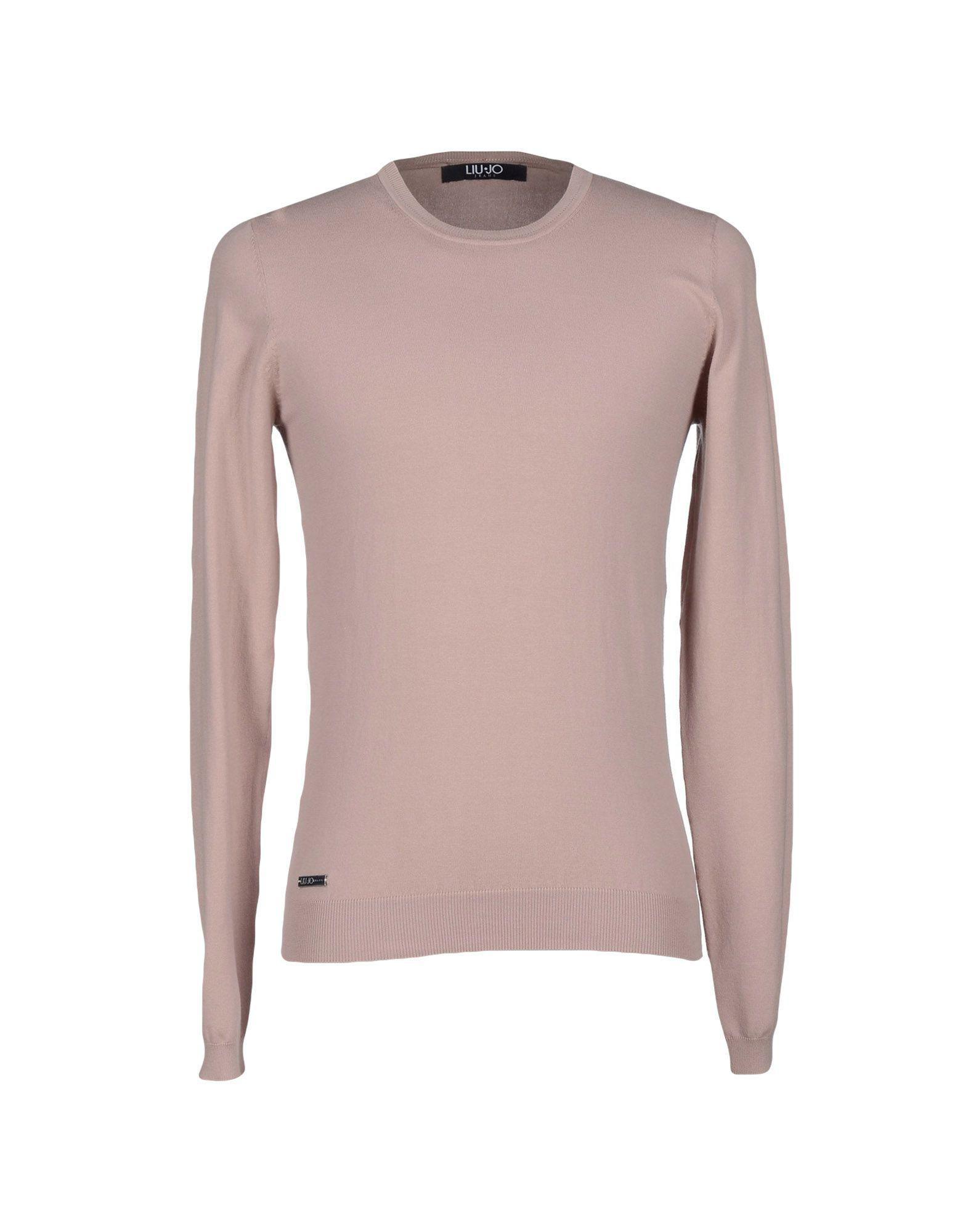Liu •jo Sweater In Dove Grey
