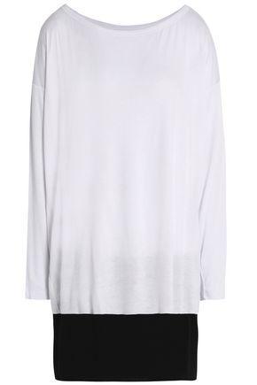 Bailey44 Woman Stretch-jersey Mini Dress White