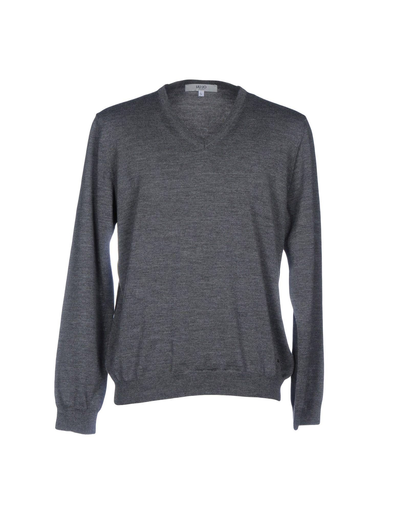 Liu •jo Sweater In Grey