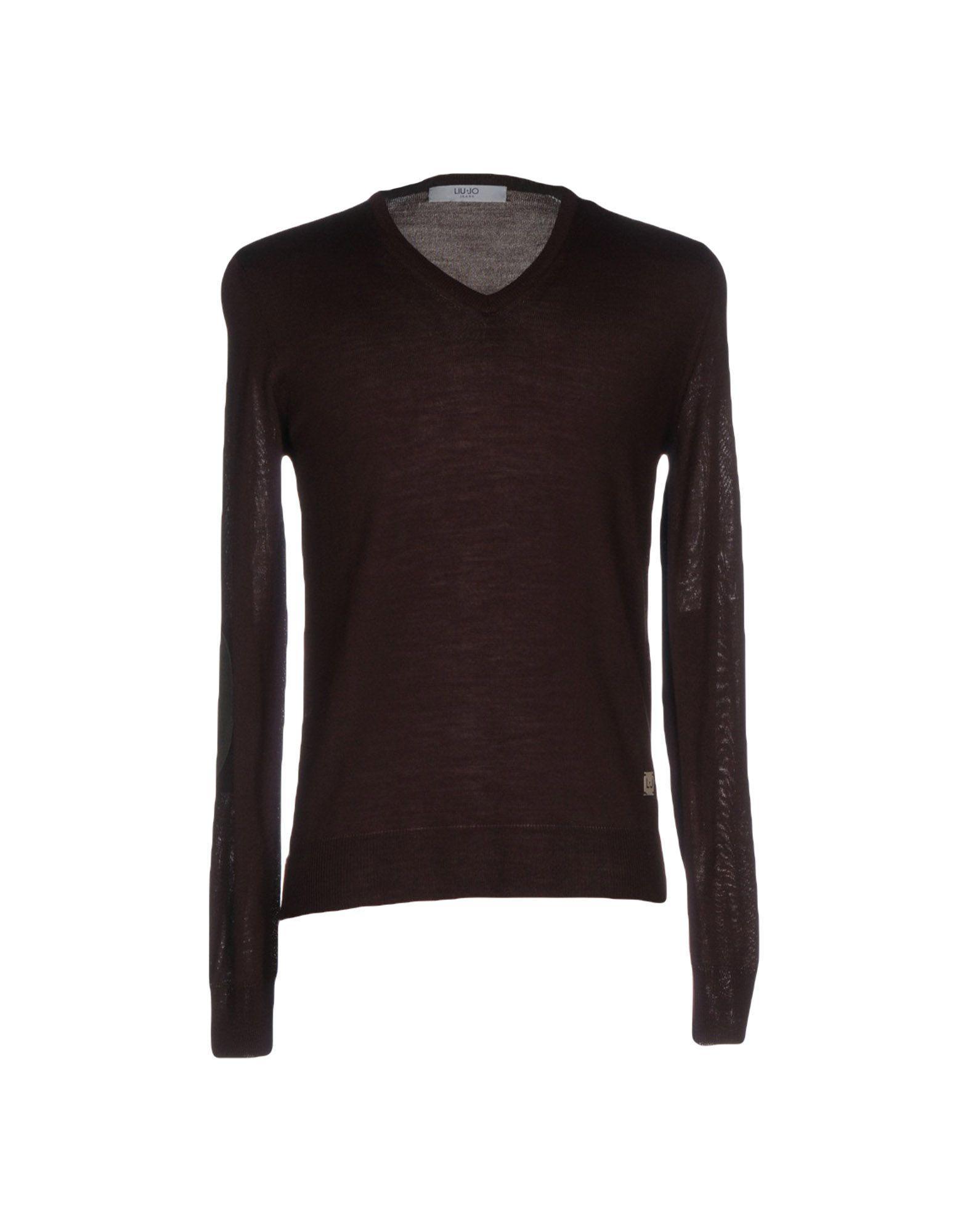 Liu •jo Sweaters In Maroon