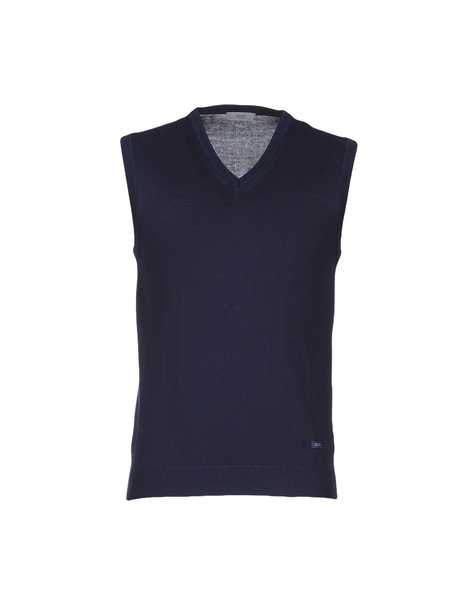 Liu •jo Sleeveless Sweater In Pink