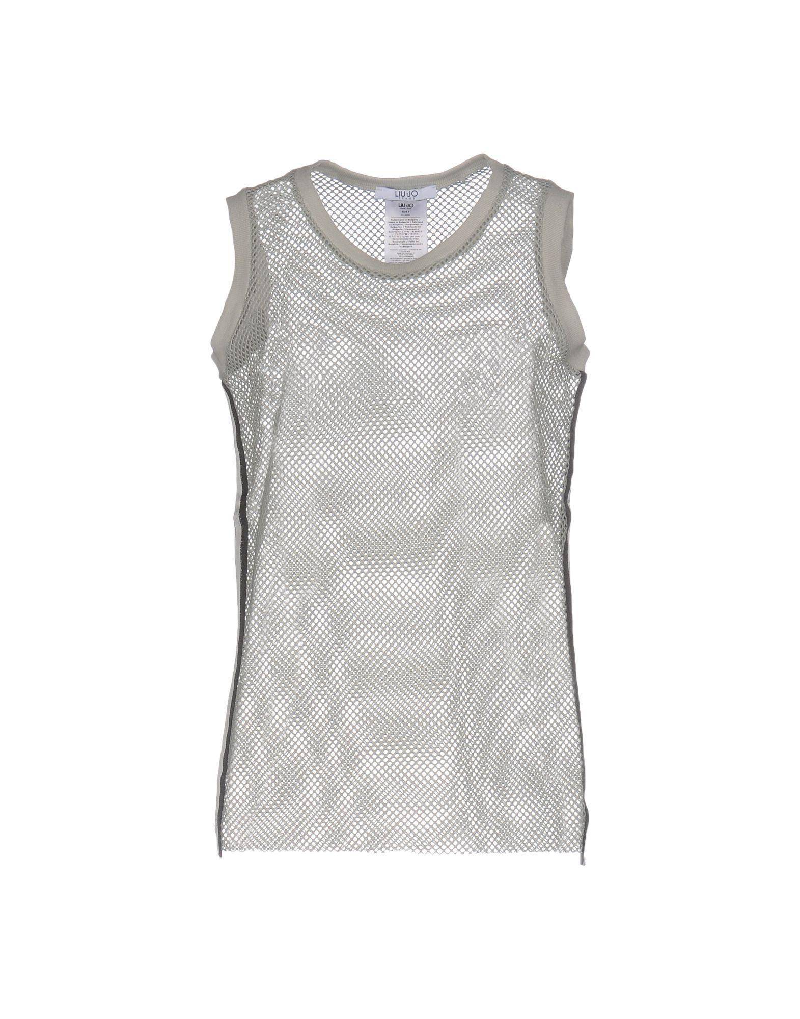 Liu •jo Sweaters In Grey