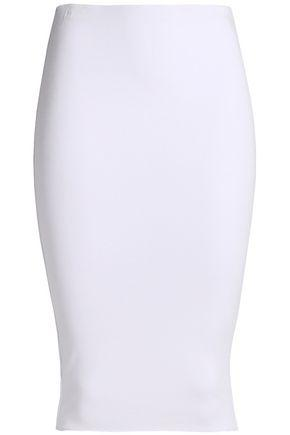 Bailey44 Woman Stretch-jersey Skirt White