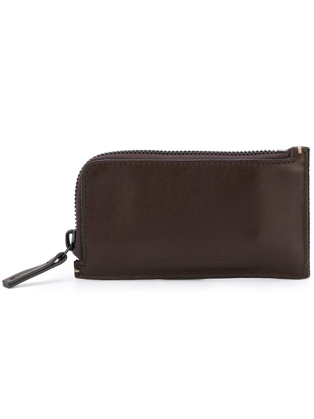 Troubadour Zip Wallet
