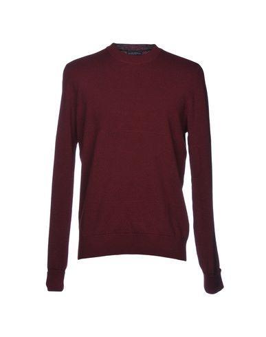 Ballantyne Sweater In Deep Purple