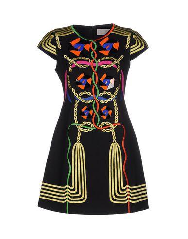 Peter Pilotto Short Dress In Black
