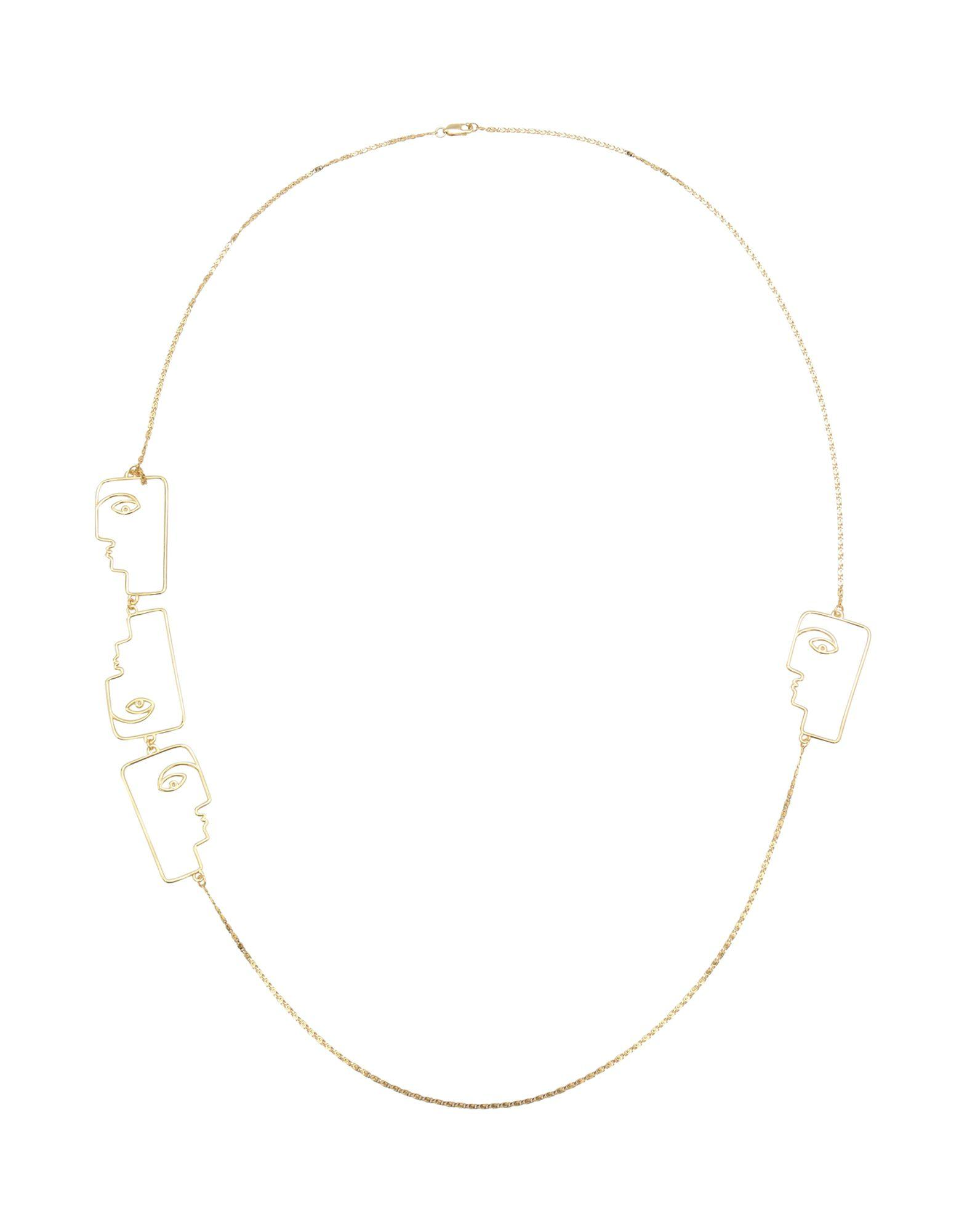 Nina Kastens Necklace In Gold