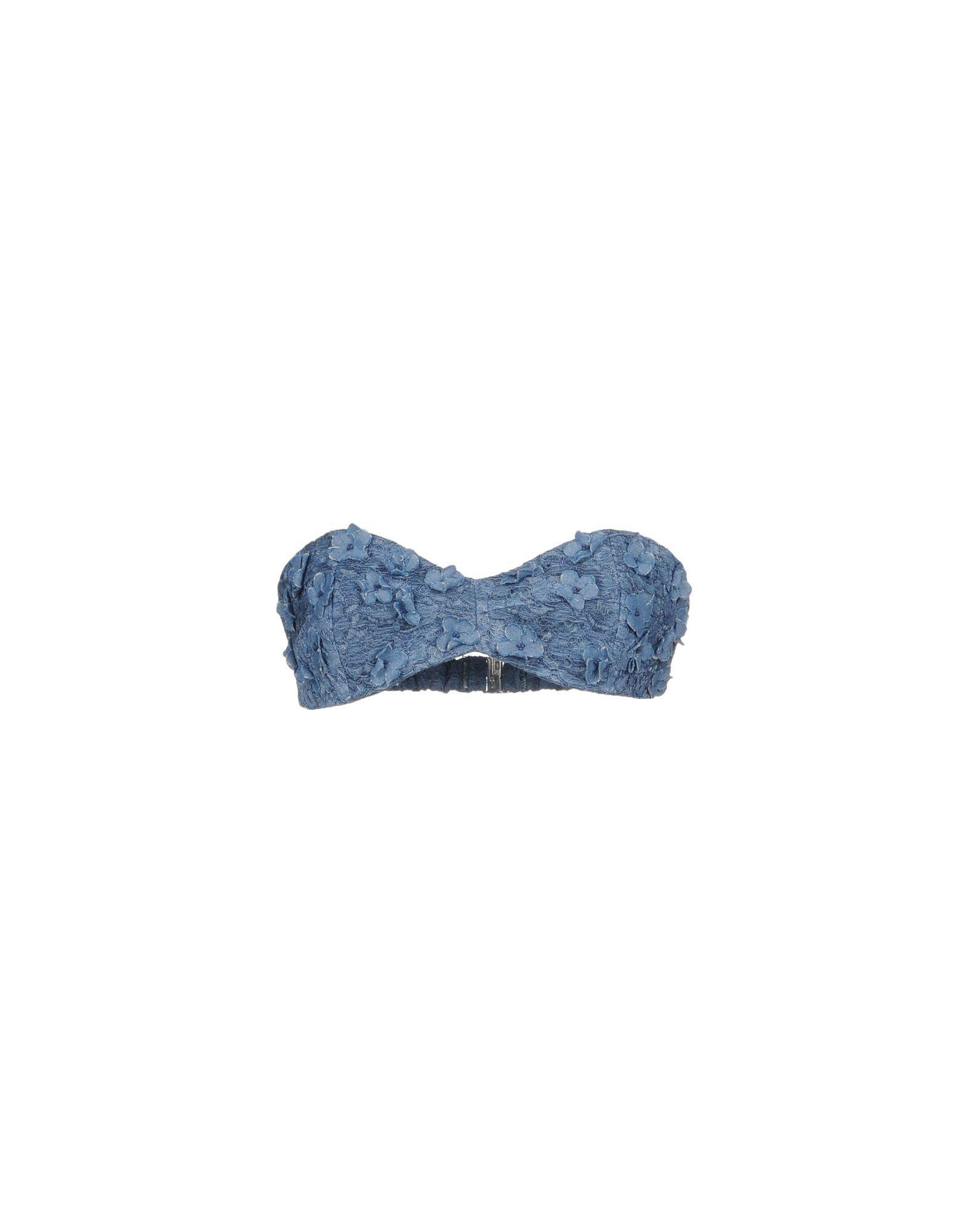 Michael Kors Tube Top In Slate Blue