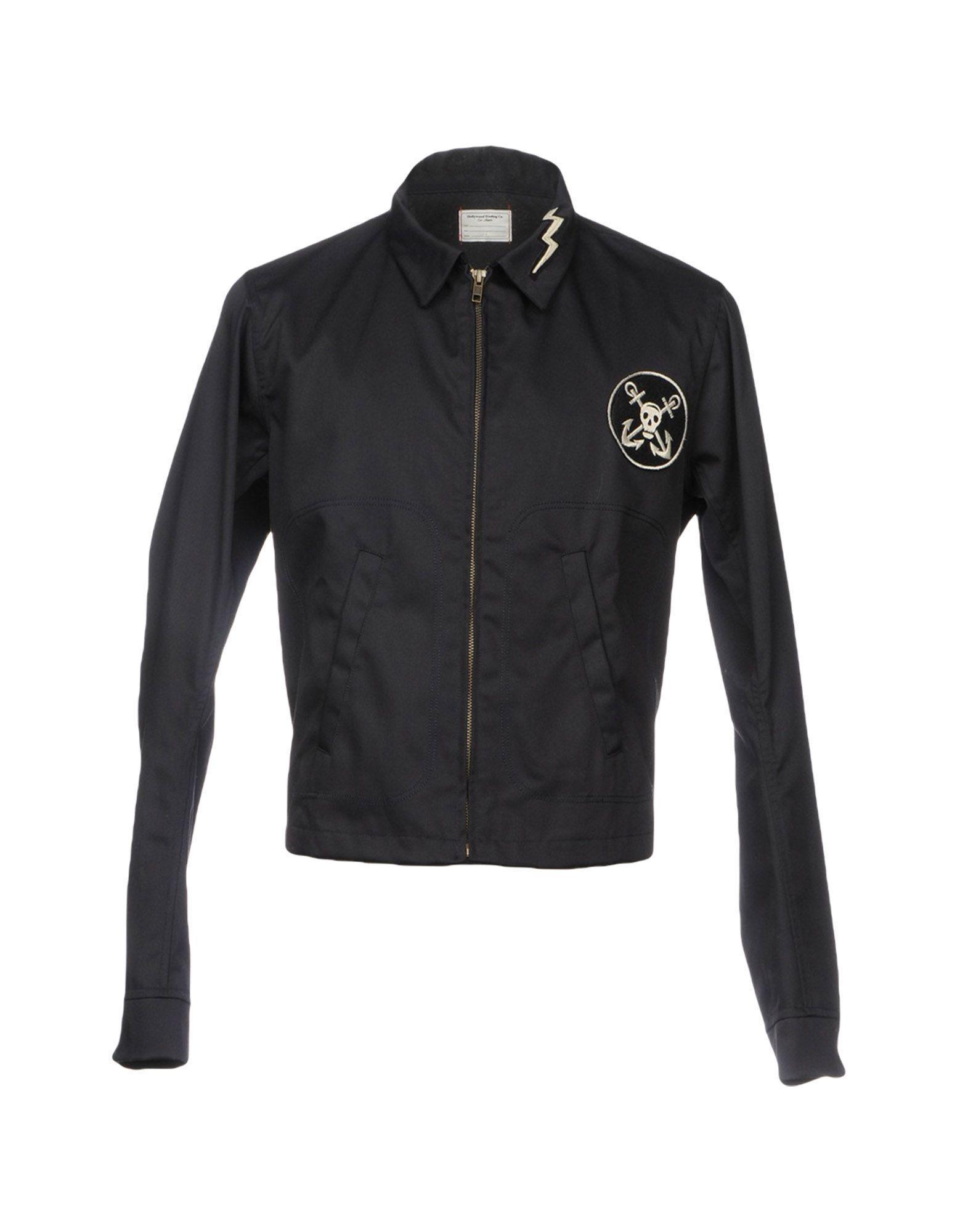 Htc Jacket In Dark Blue