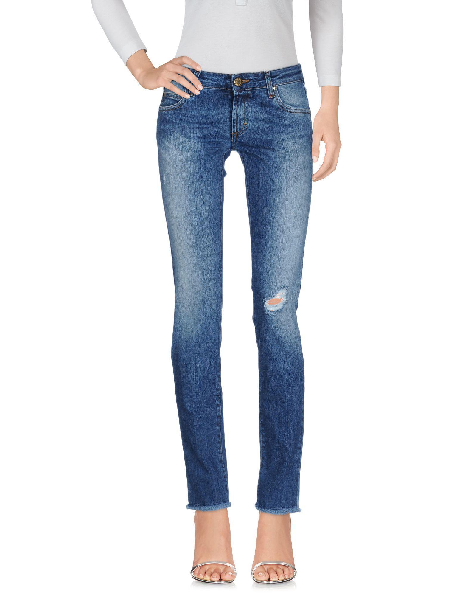 Pierre Balmain Jeans In Blue