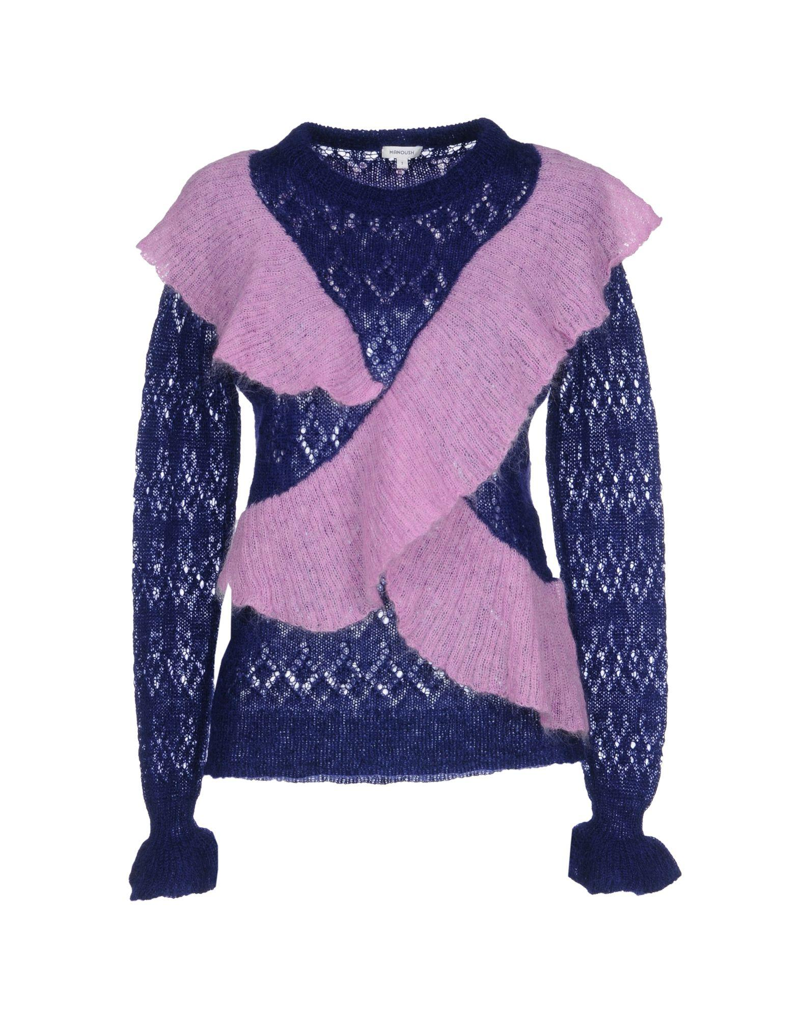 Manoush Sweater In Lilac