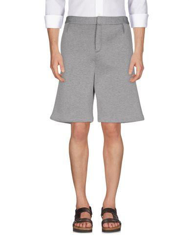 T By Alexander Wang Shorts & Bermuda In Grey