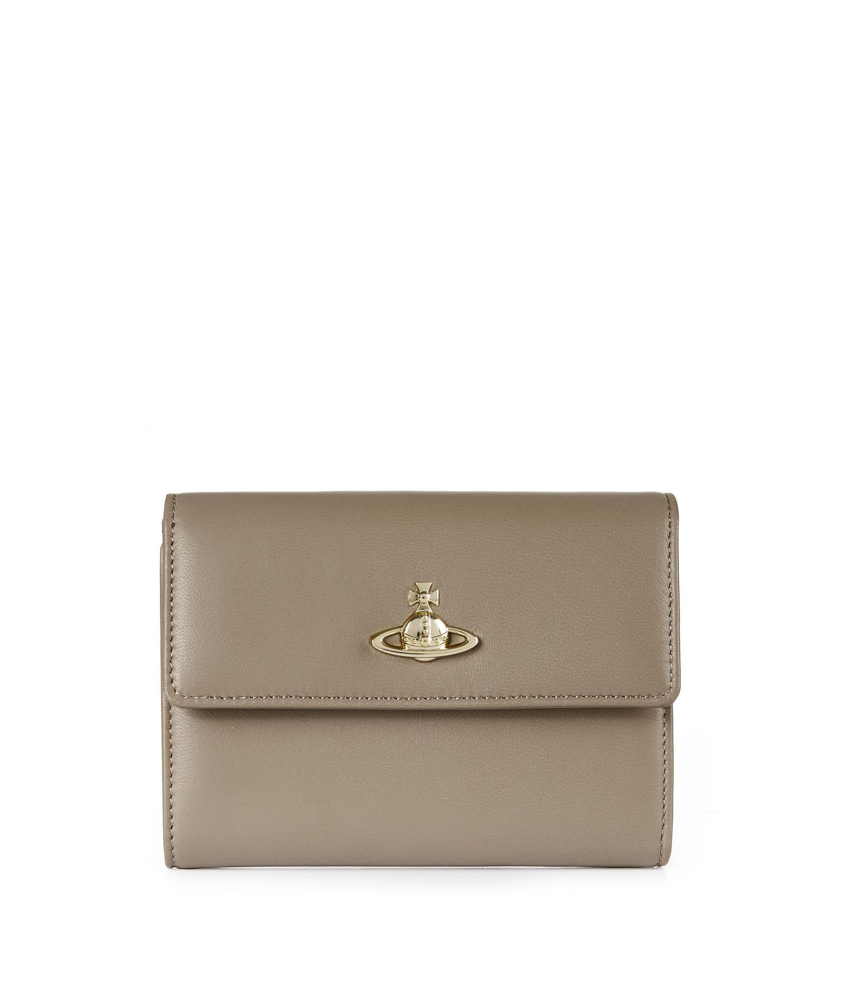 3786d18153 Vivienne Westwood Nappa Medium Wallet 51070002 Nutmeg | ModeSens