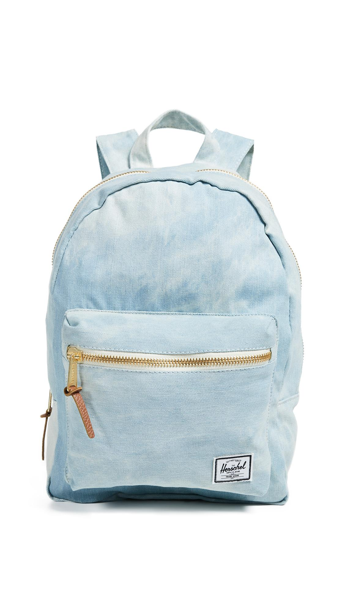 60f7d098a66 Herschel Supply Co. Grove Xs Backpack In Bleached Denim