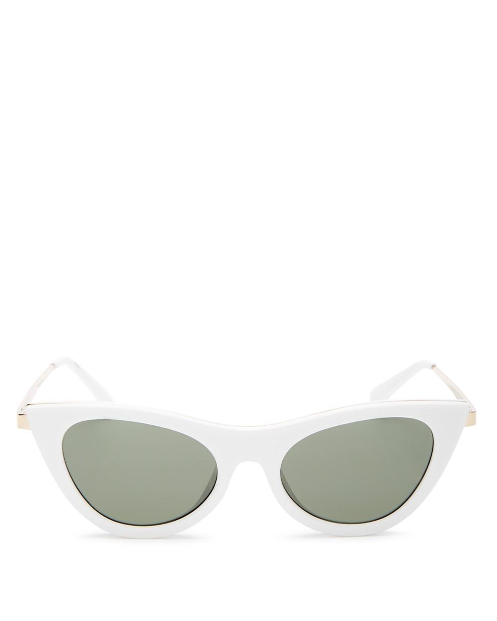 5e3b1d272229 LE SPECS. Women s Enchantress Cat Eye Sunglasses ...