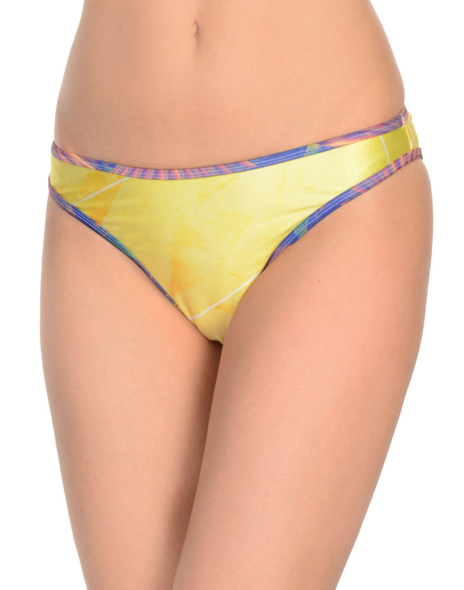 We Are Handsome Bikini In Yellow