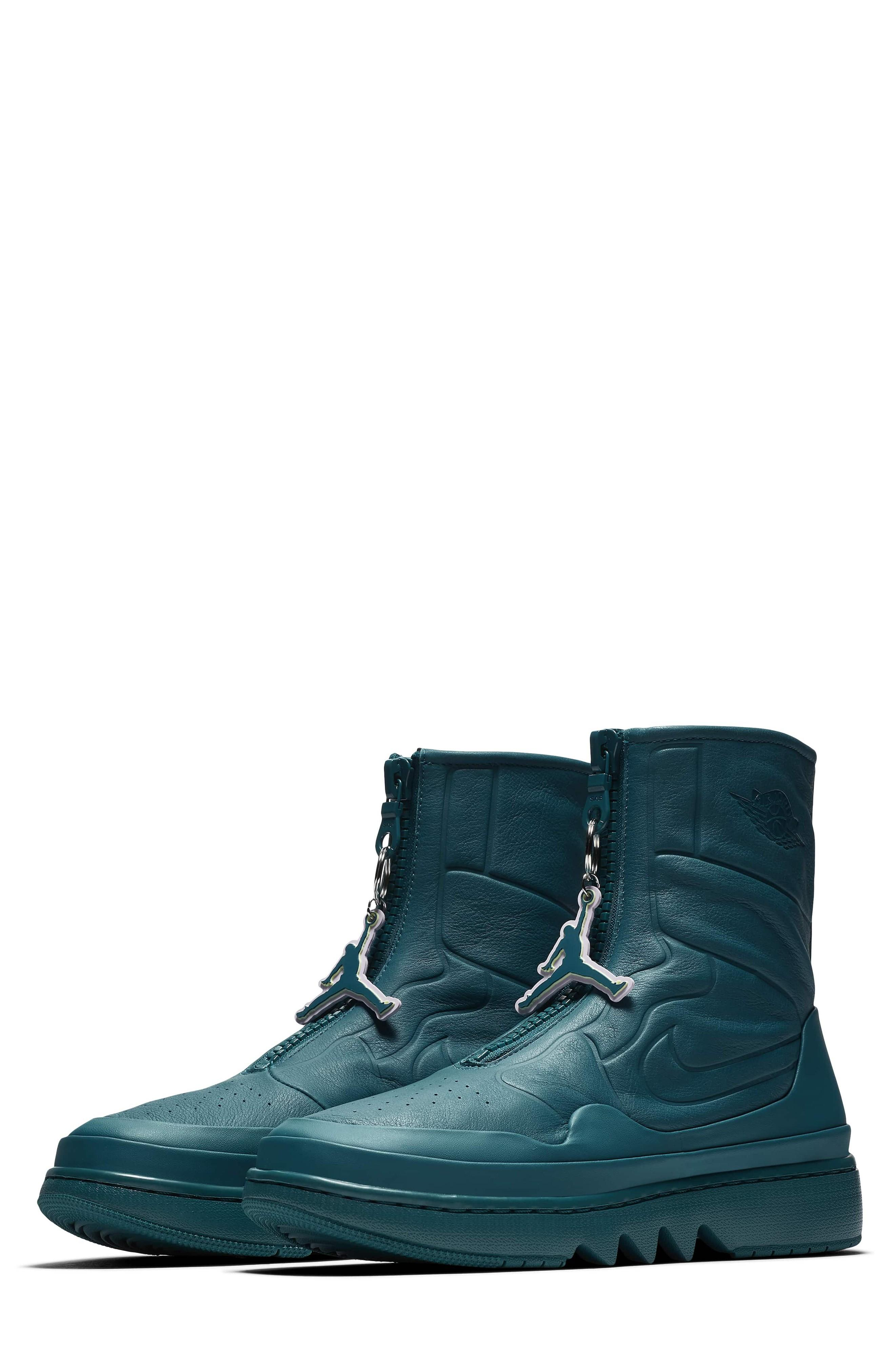 new product 42768 ea857 Nike Air Jordan 1 Jester Xx High Top Sneakers In Green   ModeSens