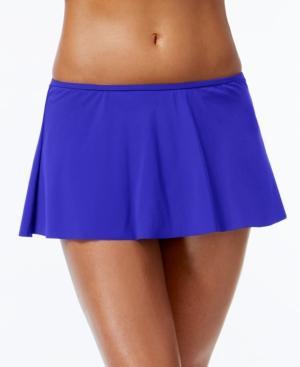 Profile By Gottex Swim Skirt Women's Swimsuit in Royal